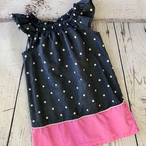 ❄️3/$25 Healthtex Toddler Polka Dot Dress